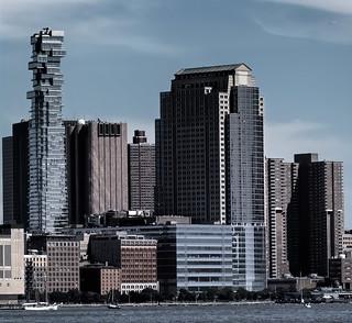 West side of Manhattan