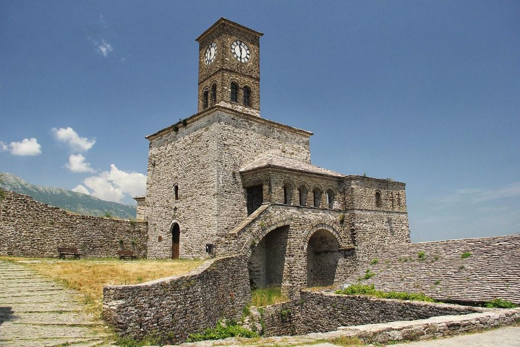 Clock Tower, Gjirokaster Castle