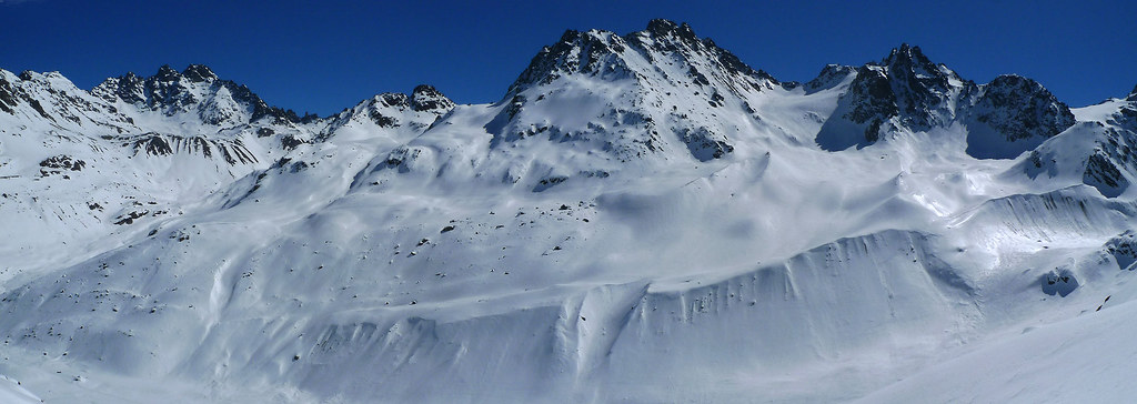 Haagspitze East (Jamtalhütte) Silvretta Rakousko foto 43