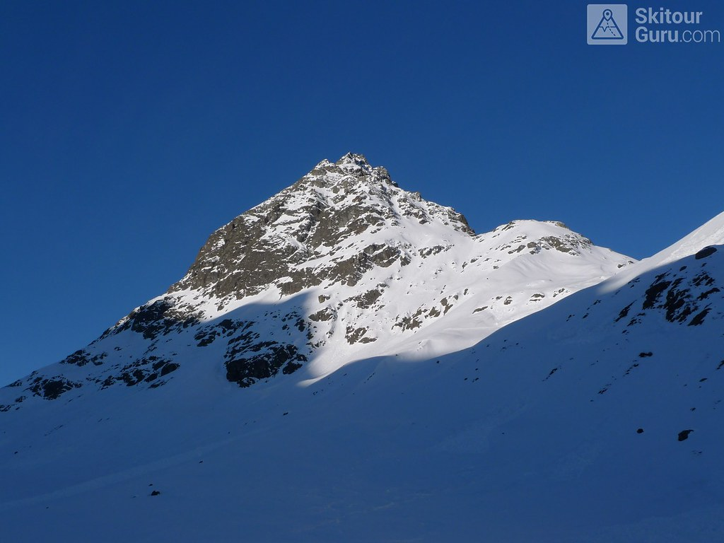 Haagspitze East (Jamtalhütte) Silvretta Rakousko foto 06