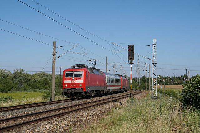120 133 DB Fernverkehr AG | Angersdorf | Juli 2019