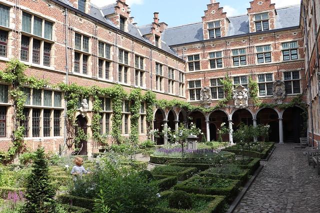 Museo Plantin Moretus Amberes