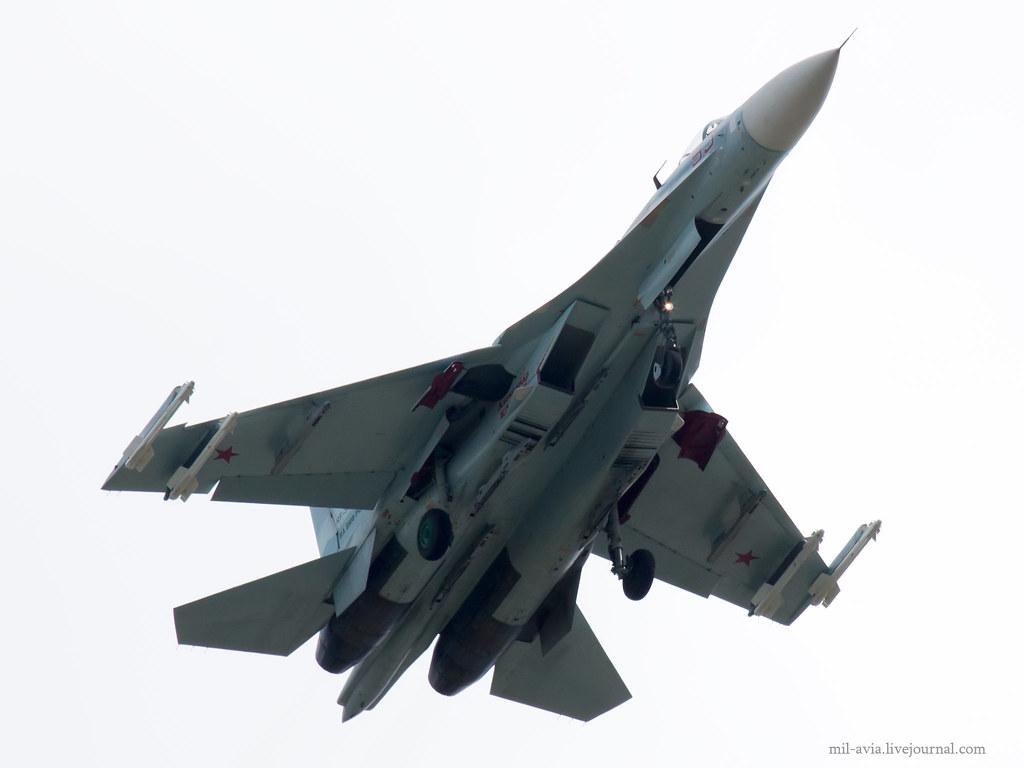 Su-27P 93 & 97