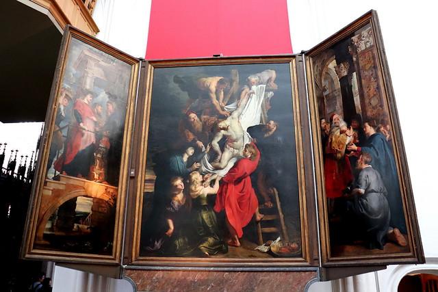 Ruta Rubens por Amberes