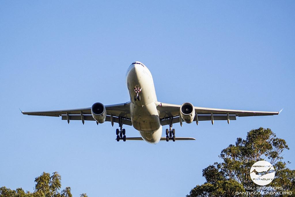 A330F de Avianca Cargo con el livery de Tampa Cargo
