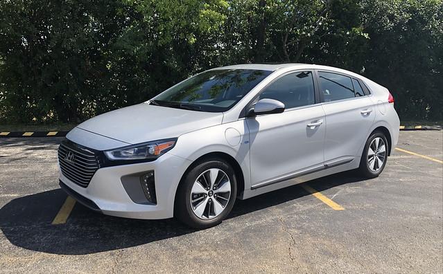 2019 Hyundai Ioniq PHEV Limited