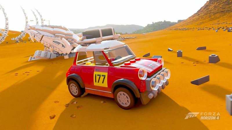 LEGO Forza Horizon 4 Mini In-game