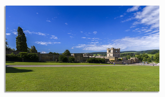 A day away at Chatsworth.
