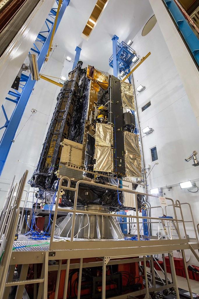 JCSAT-17 Satellite