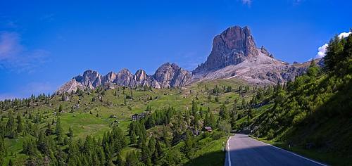 Passo Giau, Italian Dolomites