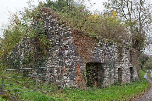 farmhouse abandoned stone ireland flickr countygalway dunmore