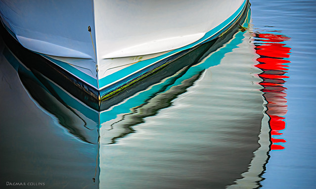 Boat on the Bay