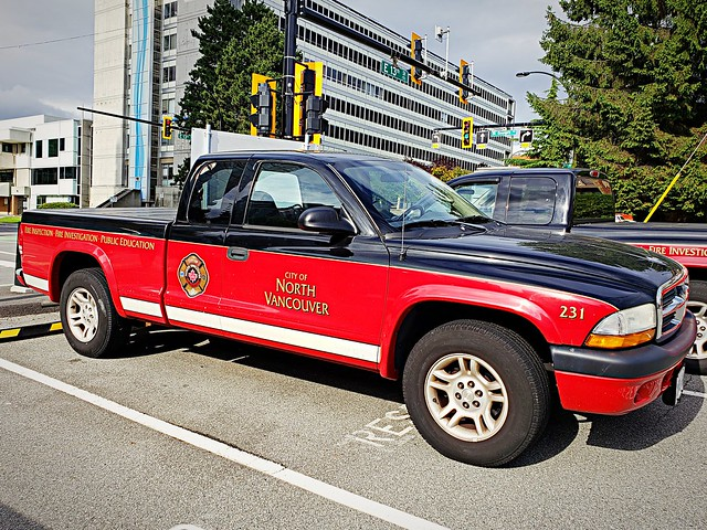 North Vancouver City, BC Fire Inspection, Fire Investigation and Public Education Unit 231