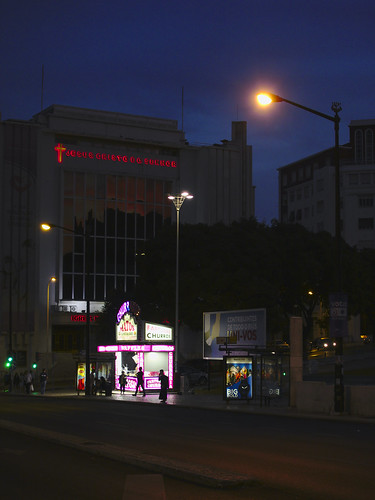 The true light of Christ  #lisbon #portugal #street #sonyrx100 #t3mujinpack
