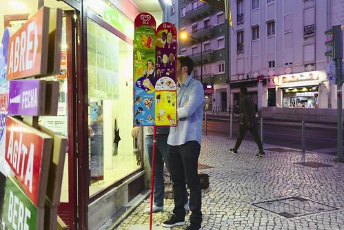Post office hangoust #lisbon #portugal #street #sonyrx100 #t3mujinpack