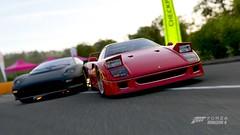 F40 & XJ220