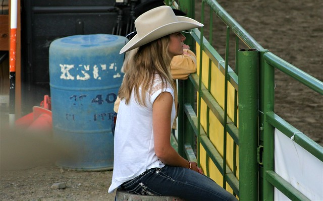 Watchin' For My Cowboy