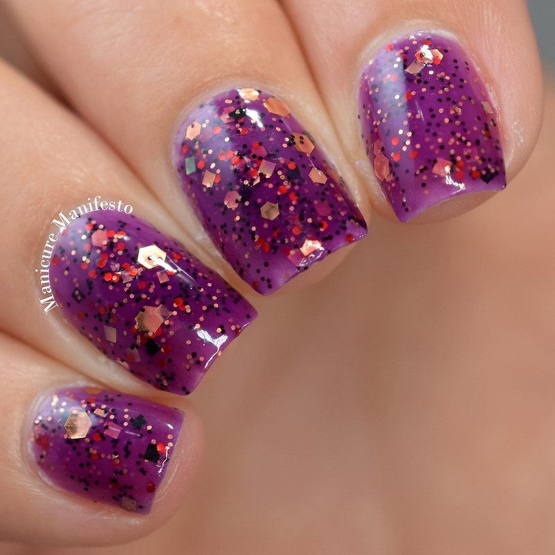 Nail Pattern Boldness Hello Sweetie Review