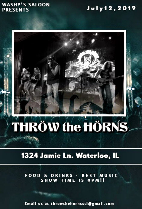 Throw The Horns 7-12-19