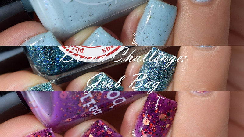 Aliquid Lacquer Cough As Much As You Choose, Philly Loves Lacquer I Built You A Nest, Nail Pattern Boldness Hello Sweetie