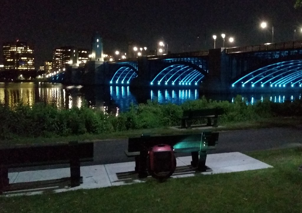 Longfellow Bridge - Boston