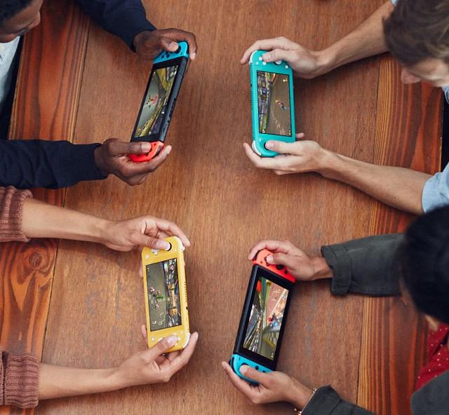 輕巧方便、攜帶專用!任天堂 Switch 主機掌機規格新款『Nintendo Switch LITE』正式發表!!