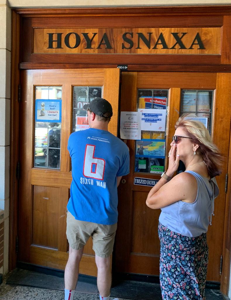 Hoya Snaxa