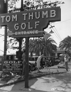 Tom Thumb Golf