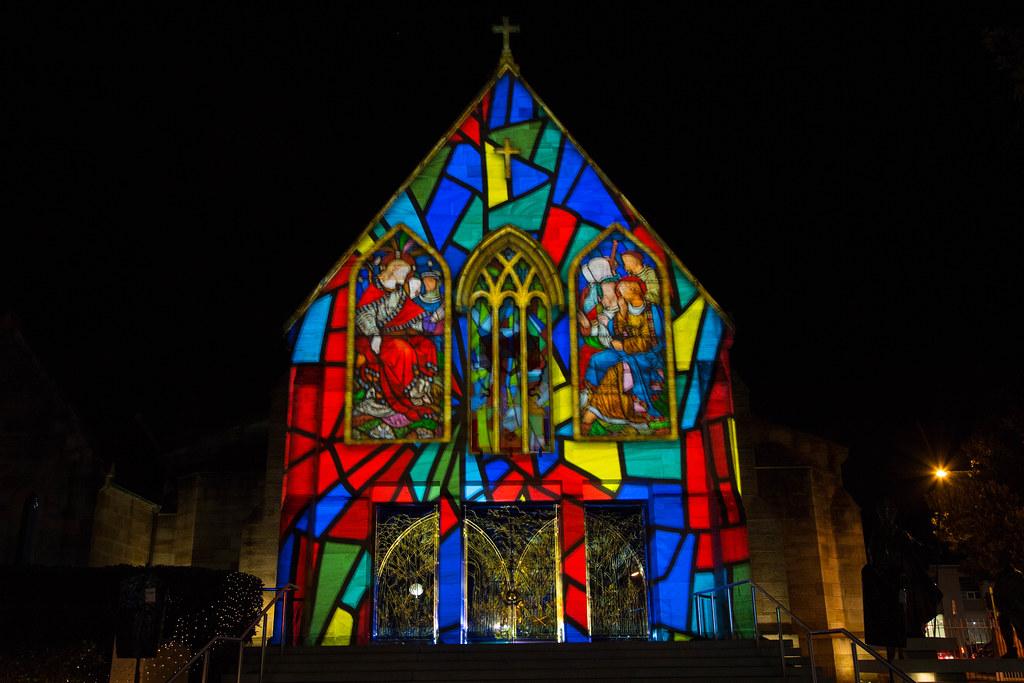 Light Up St Pat's 2019