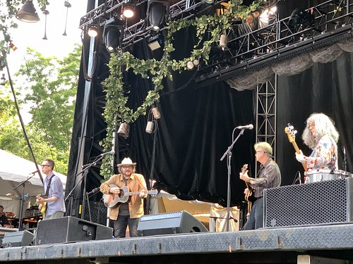 The Feelies and Jeff Tweedy, Solid Sound 2019