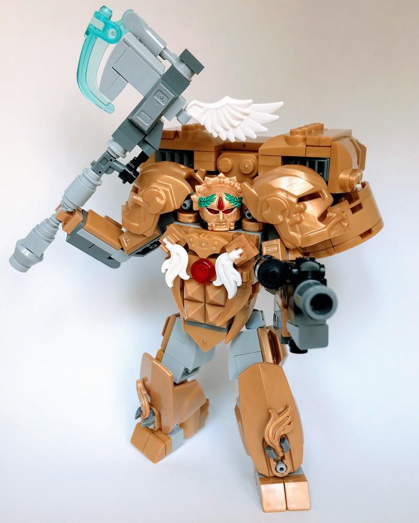 Lego Commander Dante