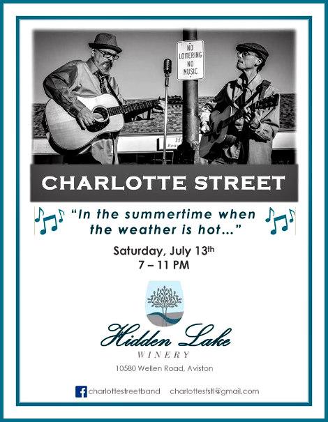 Charlotte Street 7-13-19