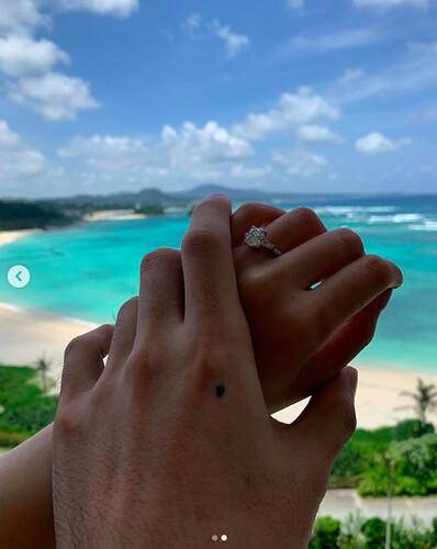 楊丞琳,李榮浩,新婚,求婚,