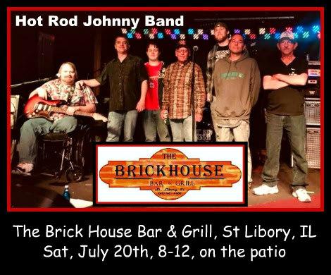 Hot Rod Johnny 7-20-19