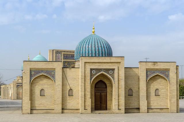 Arquitectura uzbeka.