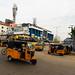 In front of Koyambedu Market Complex