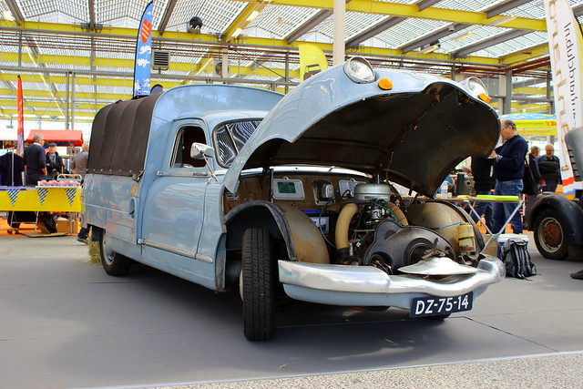 1959 Panhard Dyna Pick Up