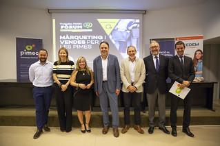 IV Fòrum de Màrqueting i Vendes celebrat a Manresa amb Mónica Mendoza