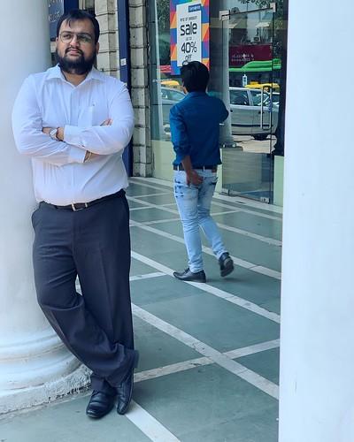 Delhi's Bandaged Heart – Siddhartha Singh, Central Delhi