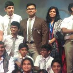 Interaction with Mr. Kailash Satyarthi- Nobel Peace Laureate