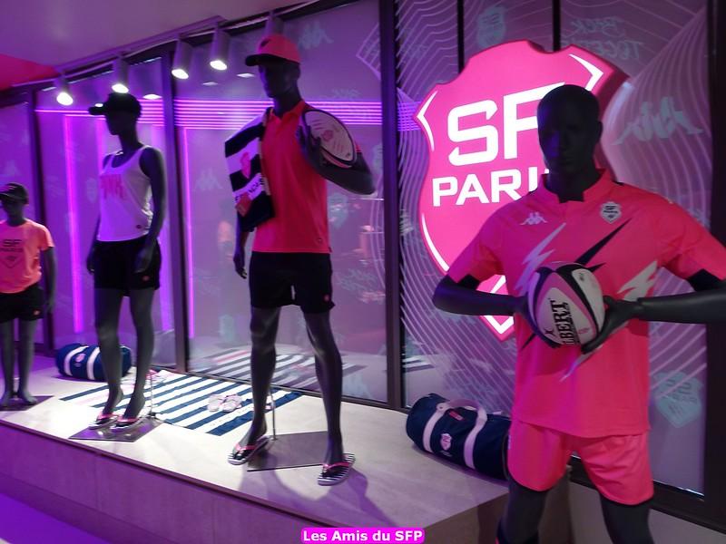 Présentation maillots KAPPA - 10 juillet 2019