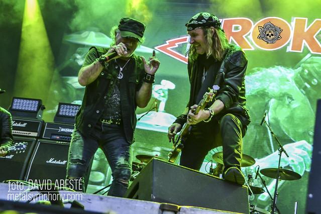 Krokus: Adios Amigos - Live @ Wacken // Sony Music
