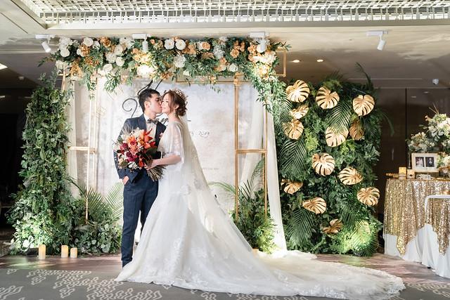 [婚攝] Hsien & Wanyao婚禮紀錄@晶華酒店| 美式戶外證婚 蔡瑞月舞蹈教室