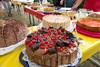 Insgesamt wurden für das Sommerfest 39 selbstgebackene Torten gespendet. An dieser Stelle den Spendern ein herzliches Dankeschön im Namen des KV-KA!