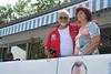 Florian und Mari sind aus Stuttgart sofort nach dem Mittagessen losgefahren, sie haben bisher noch keine Veranstaltung verpasst