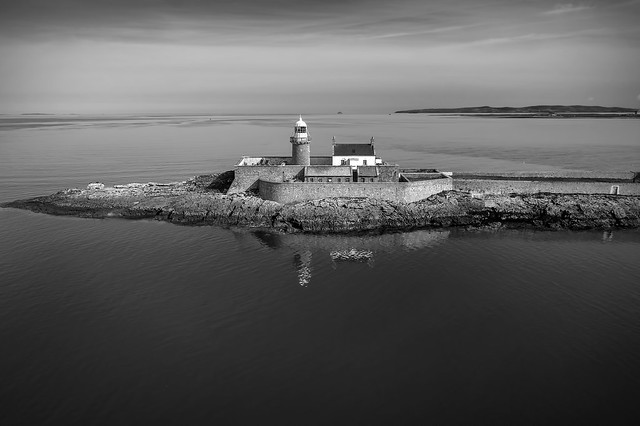 Little Samphire Lighthouse, Fenit, Tralee.