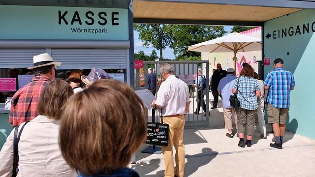 Kasse Wörnitzpark Wassertrüdingen