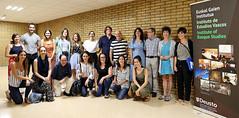 10/07/2019 - Lingüistas de la diáspora vasca en Estados Unidos y del País Vasco comparten en Deusto sus investigaciones más recientes