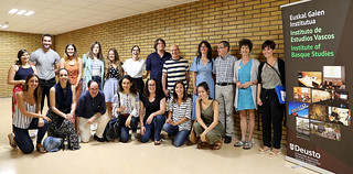 Lingüistas de la diáspora vasca en Estados Unidos y del País Vasco comparten en Deusto sus investigaciones más recientes