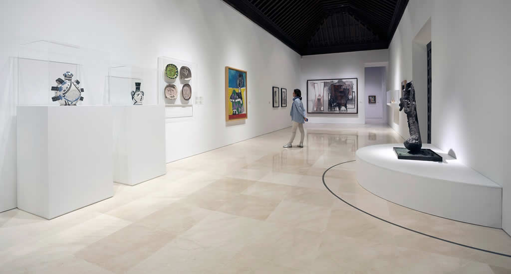 Picasso Museum Málaga | Mooistestedentrips.nl